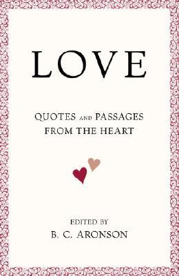 Love By Aronson, B. C. (EDT)